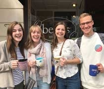 French Club immerses students in language, culture