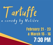 'Tartuffe' brings classic comedy to Grove City stage