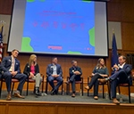 Alumni entrepreneurs share 'nuggets of wisdom'
