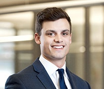 Alumnus Plante '16 named to '30 Under 30' leadership list
