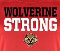 BSN Sideline Store features Wolverine wear
