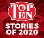 A blast from the recent past: GCC's Top 10 stories of 2020