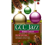 College presents Winter Jazz and Christmas Concert