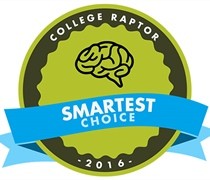 Grove City College is number 2 'Smartest Choice' school
