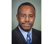 Dr. Ben Carson to fill in for Bennett at GCC Commencement