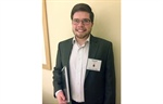 Student presents paper at history society conference
