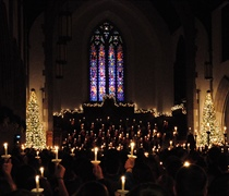 Christmas Candlelight Service is Sunday
