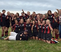 Grove City Women's Rugby advances to Nationals