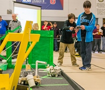 BEST robotics competition comes to GCC