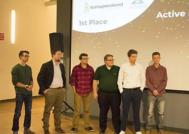 GCC students take top spots at Pittsburgh Startup Weekend