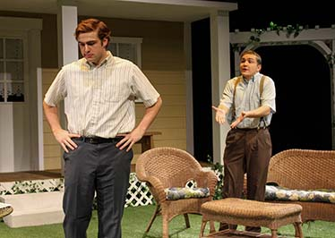 College presents a pair of spring plays