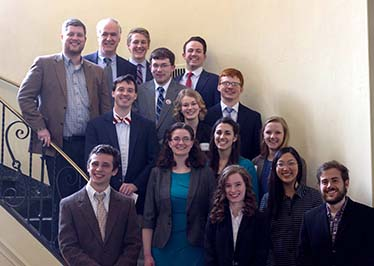 History students present papers at College-hosted conference