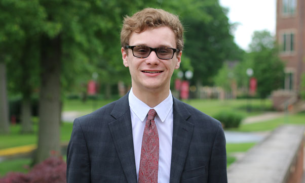 Mark B. Wasilko, '17