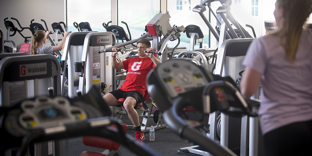 College hosts 5th annual Exercise Science Symposium