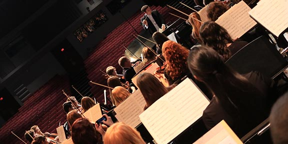 Symphony Orchestra to perform for national music conference