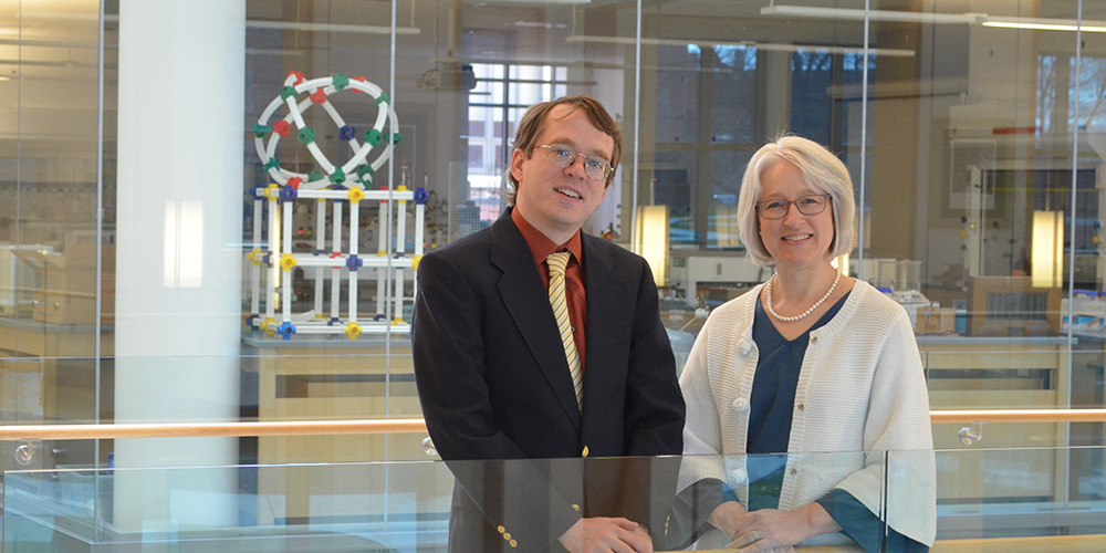 Professors receive Lilly grant to integrate faith, learning