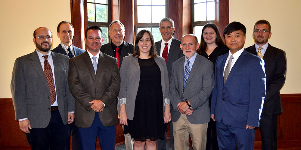 New professors join Grove City College faculty