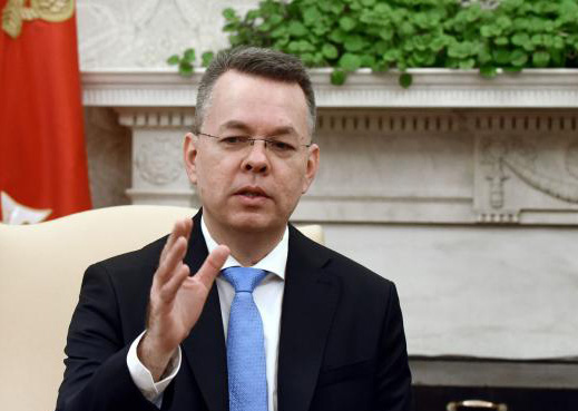 Pastor and prisoner Andrew Brunson is Kingdom Week speaker