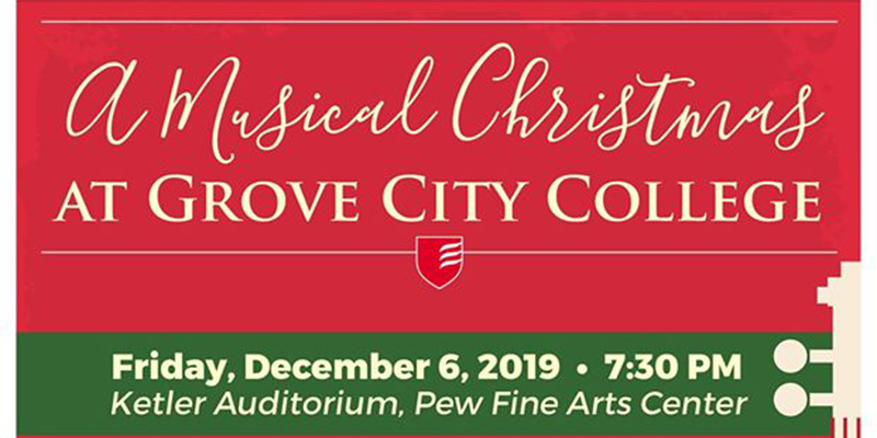 College presents 'A Musical Christmas' gift to community
