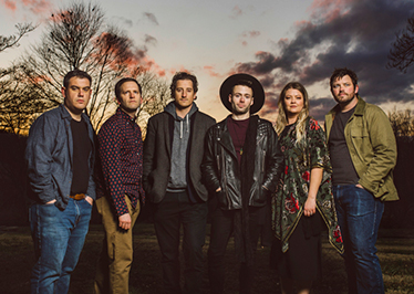 Showcase Series presents folk-roots rockers Stella Ruze