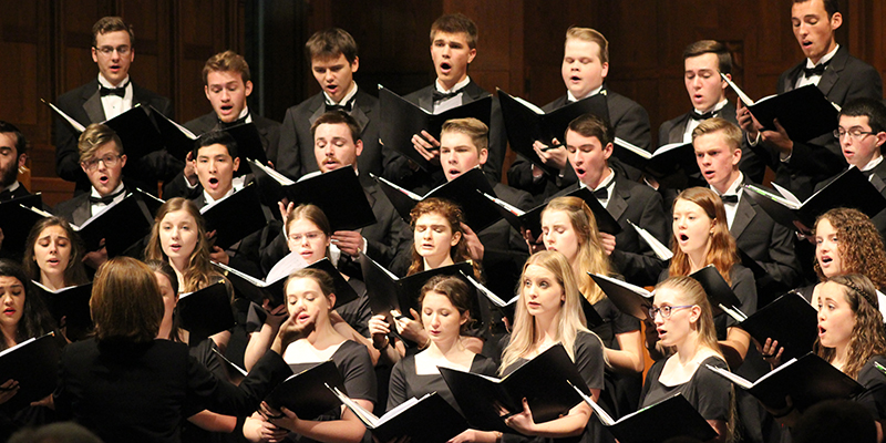 Touring Choir joining PSO for monumental concert