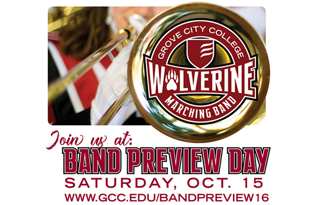 Join the Wolverine Marching Band for a day